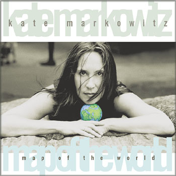 Kate Markowitz - Map of the World